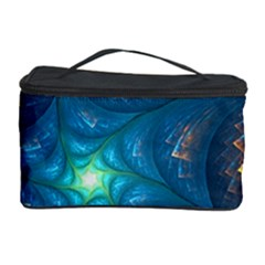 Fractal Star Cosmetic Storage Case