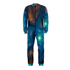 Fractal Star OnePiece Jumpsuit (Kids)
