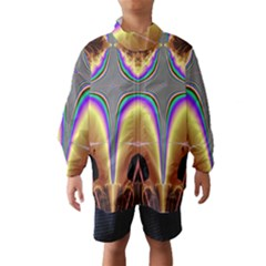 Symmetric Fractal Wind Breaker (Kids)