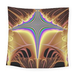 Symmetric Fractal Square Tapestry (large)