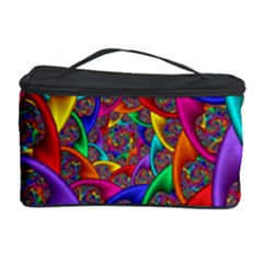 Color Spiral Cosmetic Storage Case