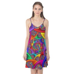 Color Spiral Camis Nightgown