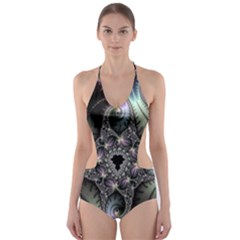 Beautiful Curves Cut-Out One Piece Swimsuit