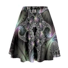 Beautiful Curves High Waist Skirt