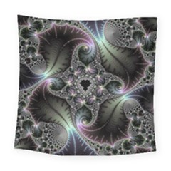 Beautiful Curves Square Tapestry (large)