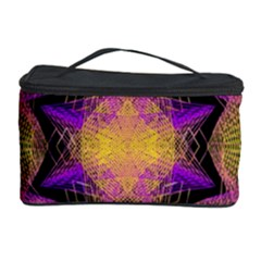 Pattern Design Geometric Decoration Cosmetic Storage Case