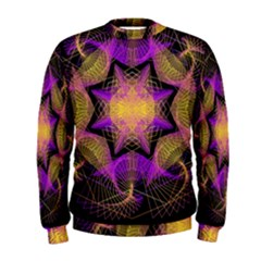 Pattern Design Geometric Decoration Men s Sweatshirt