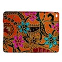 Colorful The Beautiful Of Art Indonesian Batik Pattern iPad Air 2 Hardshell Cases View1