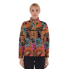 Colorful The Beautiful Of Art Indonesian Batik Pattern Winterwear