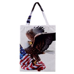 Independence Day United States Classic Tote Bag
