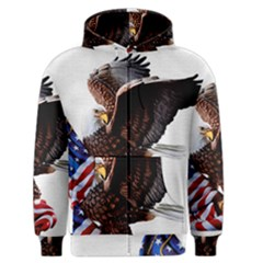 Independence Day United States Men s Zipper Hoodie