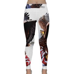 Independence Day United States Classic Yoga Leggings