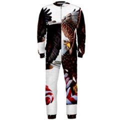 Independence Day United States Onepiece Jumpsuit (men)