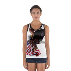 Independence Day United States Women s Sport Tank Top