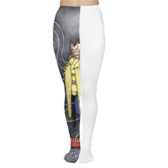 Beauty and the Beast Women s Tights