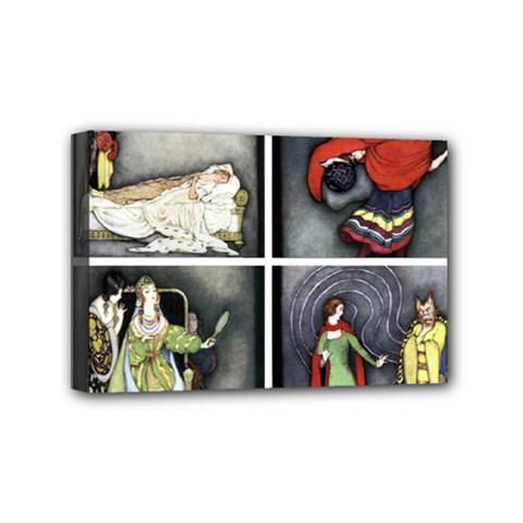 Fairy Tales Mini Canvas 6  x 4