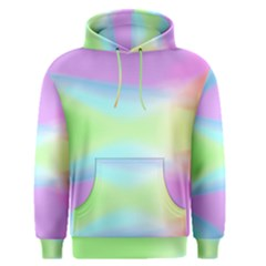 Abstract Background Colorful Men s Pullover Hoodie