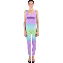 Abstract Background Colorful OnePiece Catsuit