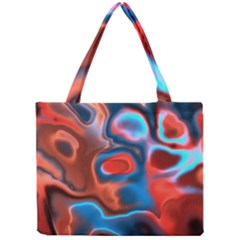 Abstract Fractal Mini Tote Bag
