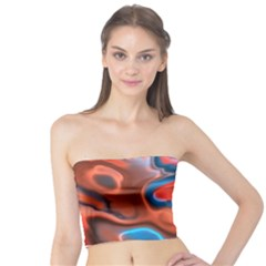 Abstract Fractal Tube Top