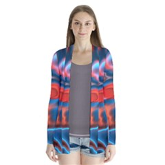 Abstract Fractal Cardigans