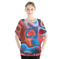 Abstract Fractal Blouse