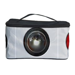 9 Power Buttons Cosmetic Storage Case