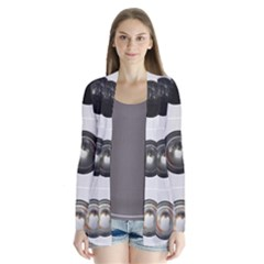 9 Power Buttons Cardigans