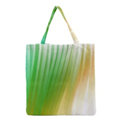 Folded Paint Texture Background Grocery Tote Bag