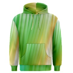 Folded Paint Texture Background Men s Pullover Hoodie