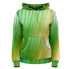 Folded Paint Texture Background Women s Pullover Hoodie