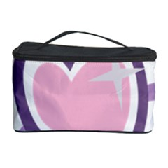 Sweetie Belle s Love Heart Star Music Note Green Pink Purple Cosmetic Storage Case