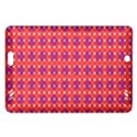 Roll Circle Plaid Triangle Red Pink White Wave Chevron Amazon Kindle Fire HD (2013) Hardshell Case View1
