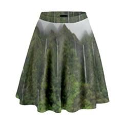 Falls High Waist Skirt
