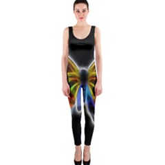Fractal Butterfly OnePiece Catsuit