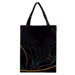 Fractal Lines Classic Tote Bag