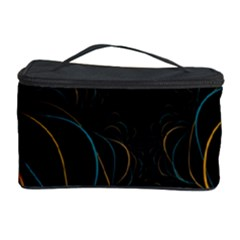 Fractal Lines Cosmetic Storage Case