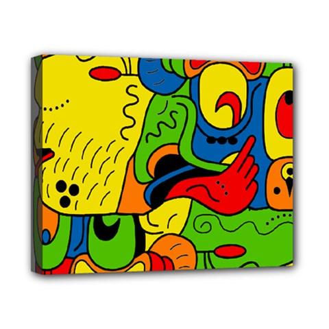 Mexico Canvas 10  x 8