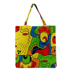 Mexico Grocery Tote Bag