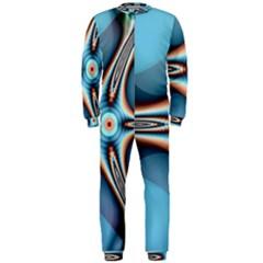 Fractal Beauty Onepiece Jumpsuit (men)