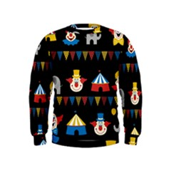 Circus  Kids  Sweatshirt