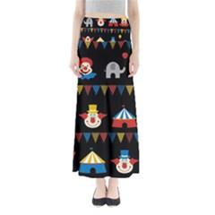 Circus  Maxi Skirts