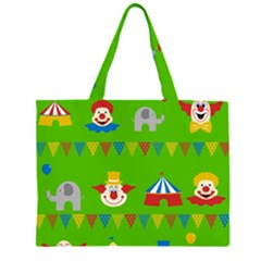 Circus Large Tote Bag