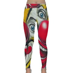 Clown Classic Yoga Leggings