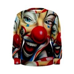 Clown Women s Sweatshirt