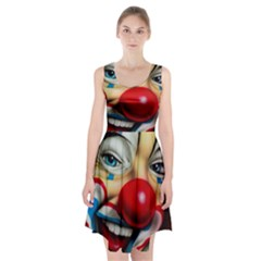 Clown Racerback Midi Dress