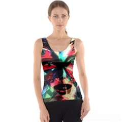 Abstract girl Tank Top