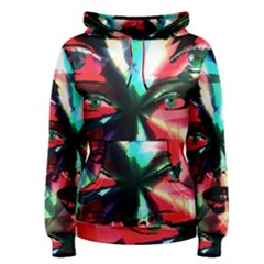 Abstract girl Women s Pullover Hoodie