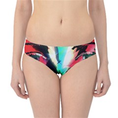 Abstract girl Hipster Bikini Bottoms