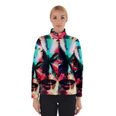 Abstract girl Winterwear